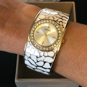 NWOT Style&Co bangle watch